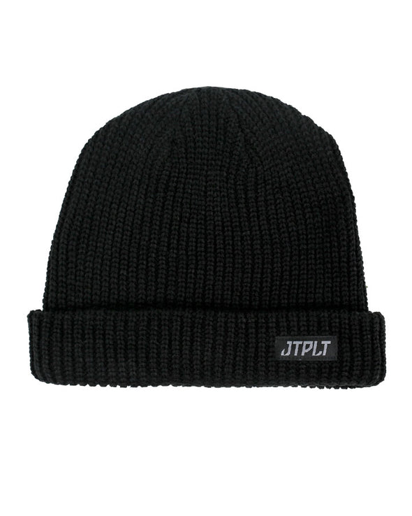 JETPILOT DIRECTION MENS BEANIE BLACK