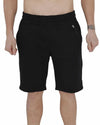JETPILOT TRACK & FIELD MENS SHORT BLACK