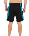 JETPILOT ARROW MENS BOARDSHORT BLACK/BLUE