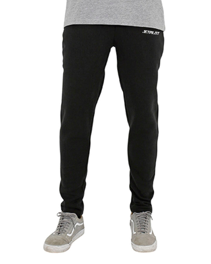 JETPILOT ESSENTIAL MENS TRACKPANT BLACK