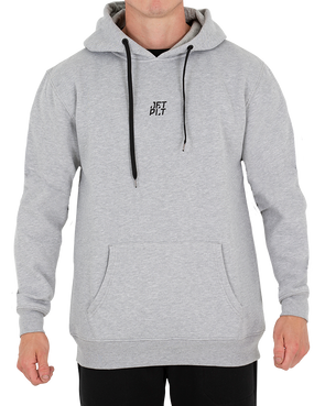 JETPILOT SEEKERS MENS PULLOVER HOODIE ICE MARLE