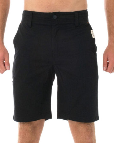 JETPILOT CORP YOUTH WALKSHORT BLACK