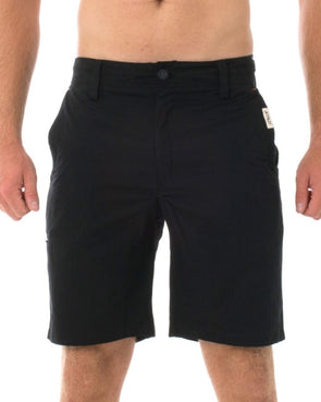 JETPILOT CORP MENS WALKSHORT BLACK