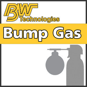 BW Bump Test Gas