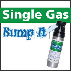 Single Gas Bump-It