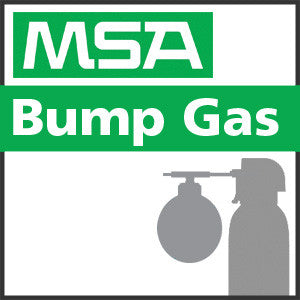 MSA Bump Test Gas