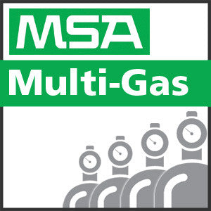 MSA Multi-Gas Mixtures