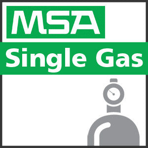 MSA Single Gas Mixtures