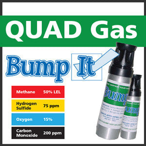 QUAD Gas Bump-It