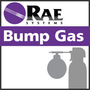 RAE Bump Test Gas