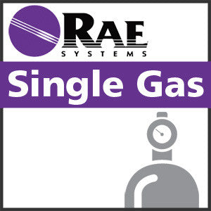 RAE Single Gas Mixtures