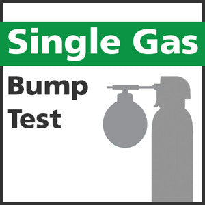 Single Gas Bump Test
