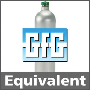 GfG 7803-022 Hydrogen Sulfide Calibration Gas - 20 ppm (H2S)