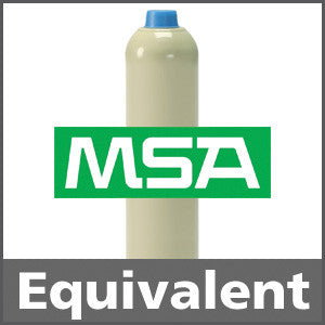 MSA 479857 Oxygen Calibration Gas - 20.8% vol. (O2)