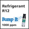 Refrigerant R12 Bump-It Gas - 1000 PPM
