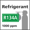 Refrigerant R134A Bump Test Gas - 1000 PPM