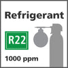 Refrigerant R22 Bump Test Gas - 1000 PPM