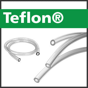 Teflon® Calibration Gas Tubing for Non-Reactive Span Gas