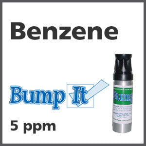 Benzene Bump-It Gas - 5 PPM (C6H6)