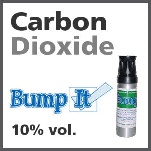 Carbon Dioxide Bump-It Gas - 10% vol. (CO2)