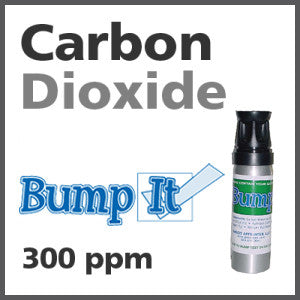 Carbon Dioxide Bump-It Gas - 300 PPM (CO2)