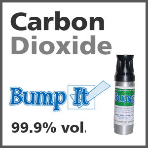 Carbon Dioxide Bump-It Gas - 99.999% vol. (CO2)