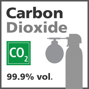Carbon Dioxide Bump Test Gas - 99.999% vol. (CO2)