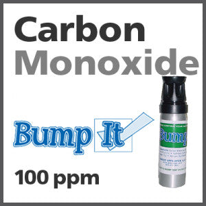 Carbon Monoxide Bump-It Gas - 100 PPM (CO)