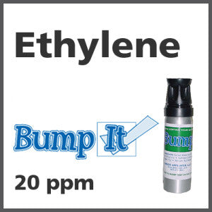 Ethylene Bump-It Gas - 20 PPM (C2H4)