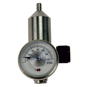 Fixed Flow Stainless Steel Regulator (70/SS Series)