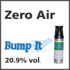 Zero Air Bump-It Gas - 20.9% vol.