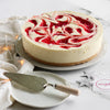 Add On: Christmas Strawberry & White Chocolate Cheesecake