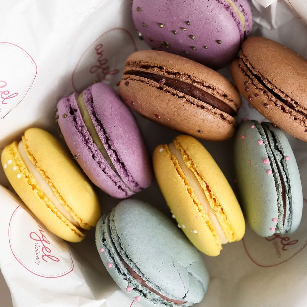Add On: French Macarons