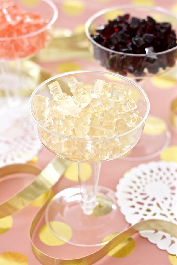 Add On: Champagne Gummy Bears