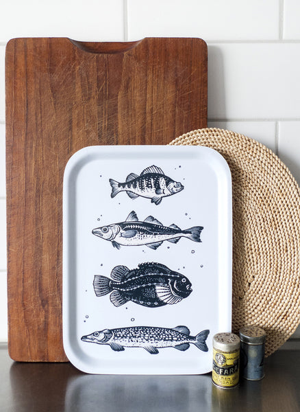 Reeled In, 20 x 27 cm Tray