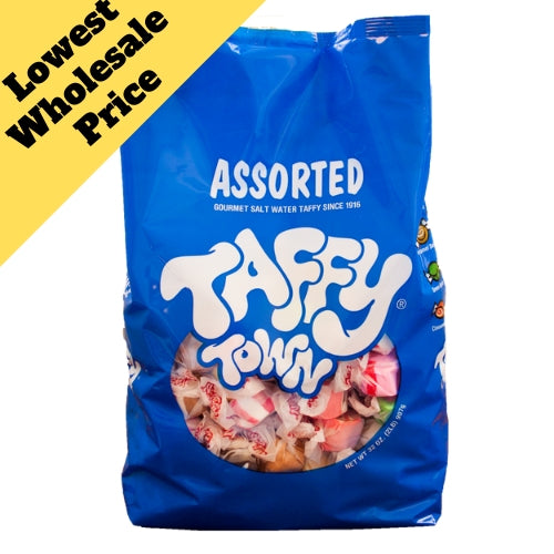 taffy town one pound bag salt water taffy