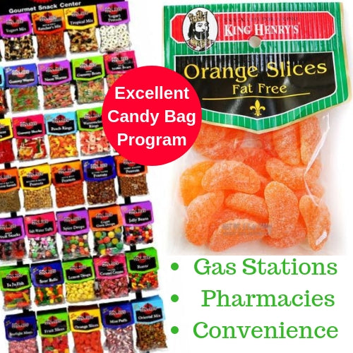 Candy Display Program 276 Bags