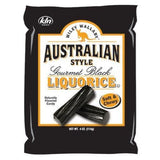 Wiley Wallaby Liquorice 48 ct Display Four Flavors