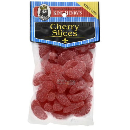 cherry slices bag candy wholesale 311g canada