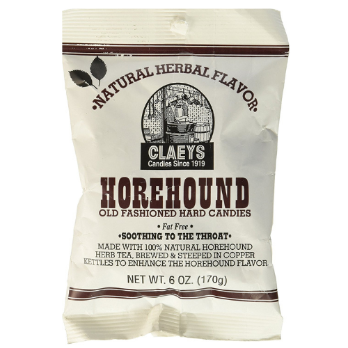 claeys-old-fashioned-horehound-candies-24-count-170g