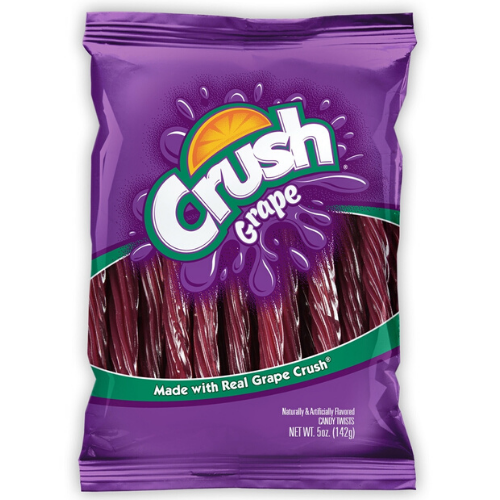 grape crush licorice wholesale buy the case 12/142 g