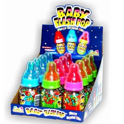 Kidsmania Baby Flash Pop 12 Count