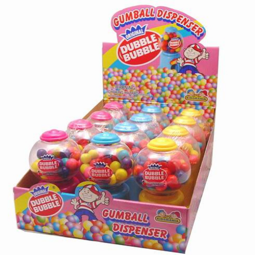 kidsmania-dubble-bubble-gumball-dispenser-12-ct