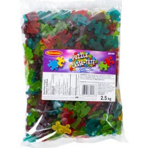 McCormicks Puzzle Gummy Candy 2.5 kg Canada