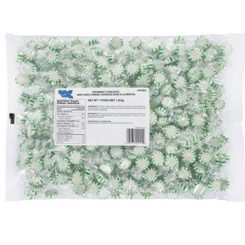 spearmint starlight mints wholesale bulk Canada