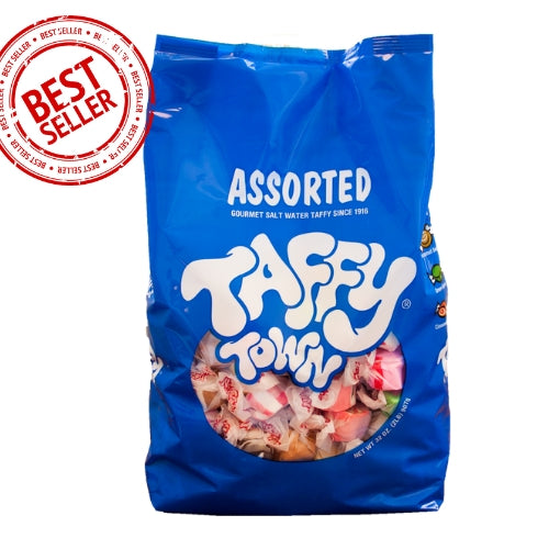 salt water taffy assorted 454 g bag canada