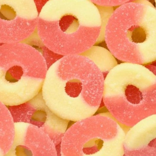 Albanese Strawberry Gummy Rings Canada