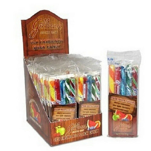 candy sticks assorted 5 pack