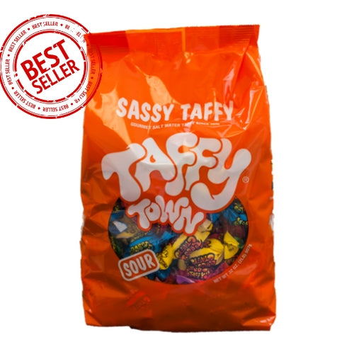 sassy sour salt water taffy  454 g canada