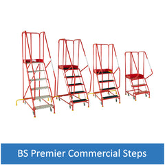 British Standard Premier Commercial Steps